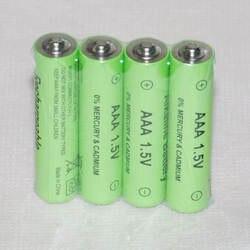 4 шт. UNITEK щелочные 1.5 В AAA аккумуляторная батарея 10440 ячеек 2000 мАч для светодиодный фонарик игрушки часы дистанционного управления камерой