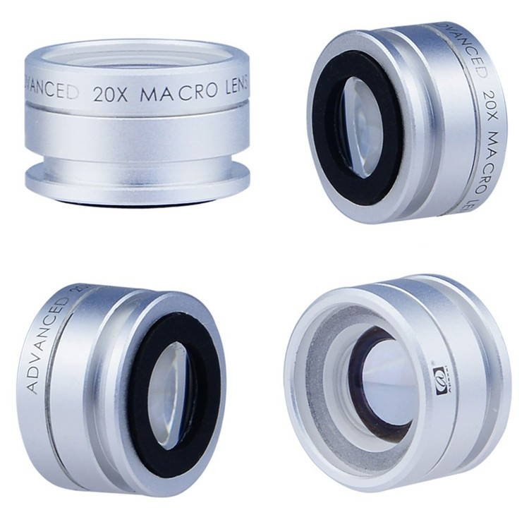 Universal Lente X Zoom Macro lens Cellphone lens Camera Lens for iPhone 5 5s 6 for Samsung Galaxy S Cellphone Microscope lens 13