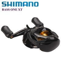 Shimano BASS ONE XT 150 151 Baitcasting Fishing Reels 7.2:1/ 4+1BB 5.0kg SVS Syetem Coil Fishing Reel Wheel Carp Moulinet Peche