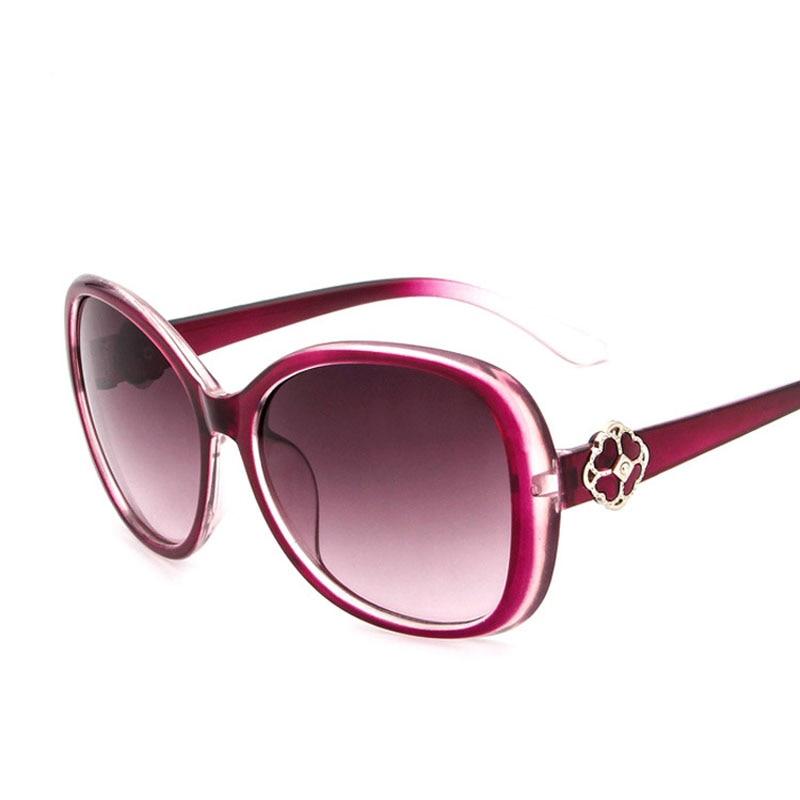 retro vintage women Driver Sunglasses flower Original Brand Designer female carter Sun glasses Transparent Oculo Driver Eyewear