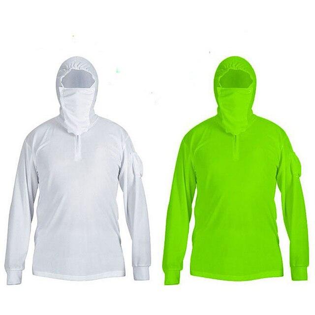 50fc395e1f7a9 Outdoor Man Fishing Shirt Clothes For Fishing Hoodies Shirt UV Comfortable  Sport Fishing Clothing Daiwa Fishing Shirt Plus Size