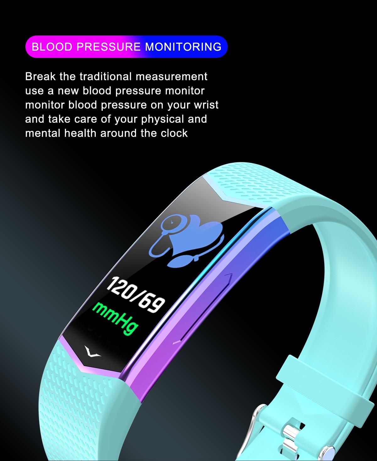Heart Rate Smart Fitness Tracker