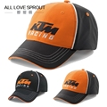 2016 NEW Wholesale Hot Sale Moto GP Letters KTM Racing Baseball Caps Women Men Casual Motocross Riding Hats For Mens Snapback