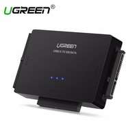 Ugreen USB 3 0 To SATA IDE Converter For 2 5 3 5 Hard Disk Drive
