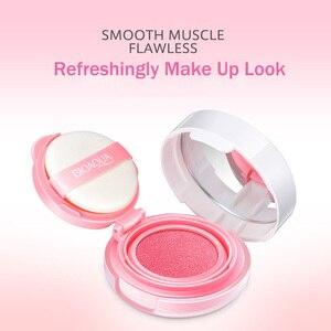 BIOAQUA Air Cushion BB cream Blush makeup CC Cream Concealer Moisturizing Brighten Skin Care Light Long Lasting Foundation