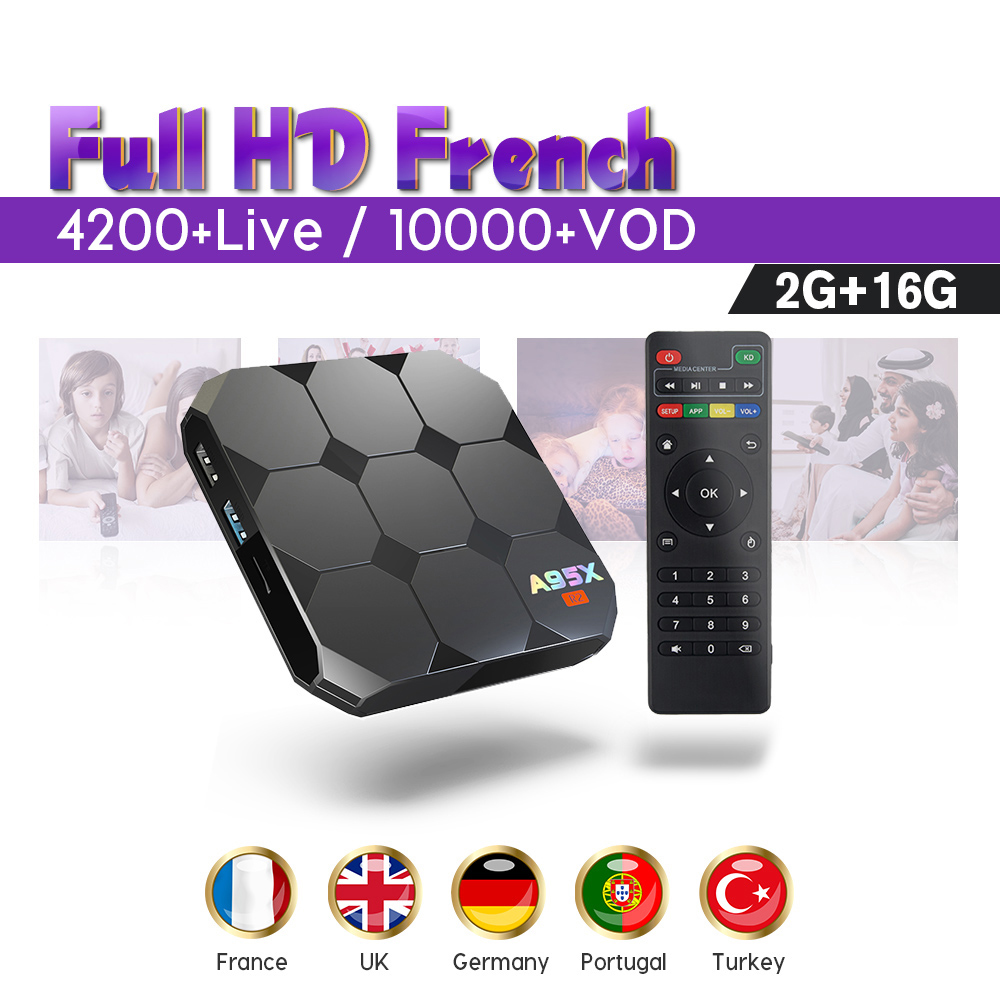 ♔ >> Fast delivery android tv box iptv europe in Air Store