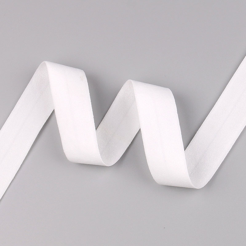 5 ярдов/Лот 20 мм ширина 34 цвета эластичная лента использование для diy аксессуары и одежда галстук лента для волос - Цвет: 02