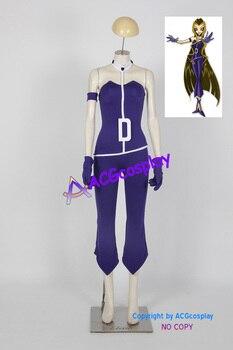 Winx Club Darcy costumi cosplay includono il pvc fatto accessorio ACGcosplay anime costume