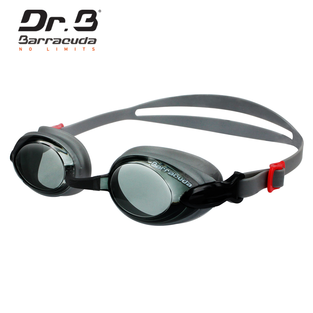 Barracuda Dr.B Optical Swim Goggle RX Long-sighted Anti-fog UV Protection No leaking Easy adjusting for Adults #92295