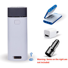 Rechargeable Portable Nebulizer Handheld Ultrasonic