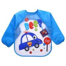 Newbron Cartoon Printed Baby Burp Cloths