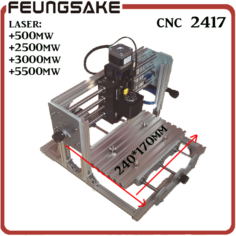 diy cnc engraving machine,mini Pcb Milling Machine,Wood Carving machine,cnc router Wood Carving machine 2417,grbl controller eu free tax cnc router mini engraving machine diy mini 3axis wood router pcb drilling and milling machine