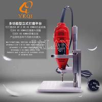 back camera lens cover grinding machine for iphone X XS MAX XR rear camera lens remove separating drilling tool repair grinder