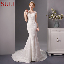 ce0a010376 Buy court wedding dress mermaid short and get free shipping on ...
