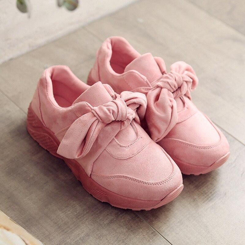 Women Vulcanized Shoes 2018 Fashion Soli