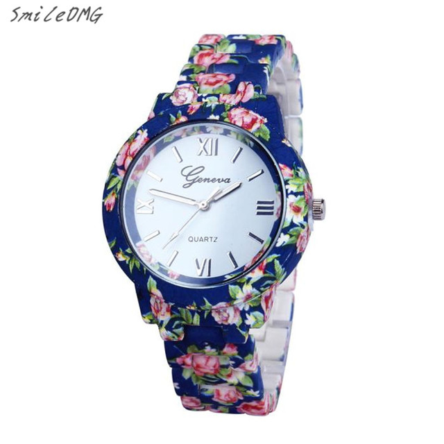 Aliexpress.com : Buy SmileOMG Hot Marketing Women Watch Band ...