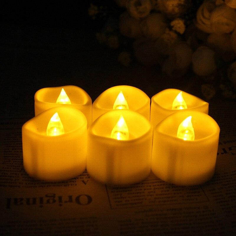 Как самой сделать светодиодную свечу фото