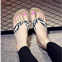 XMISTUO Roman Fashion Easy Girls's Flip Flops Style Candy Flat Slippers for Girls Informal Good Trying Low-cost Fall Girls Sandals