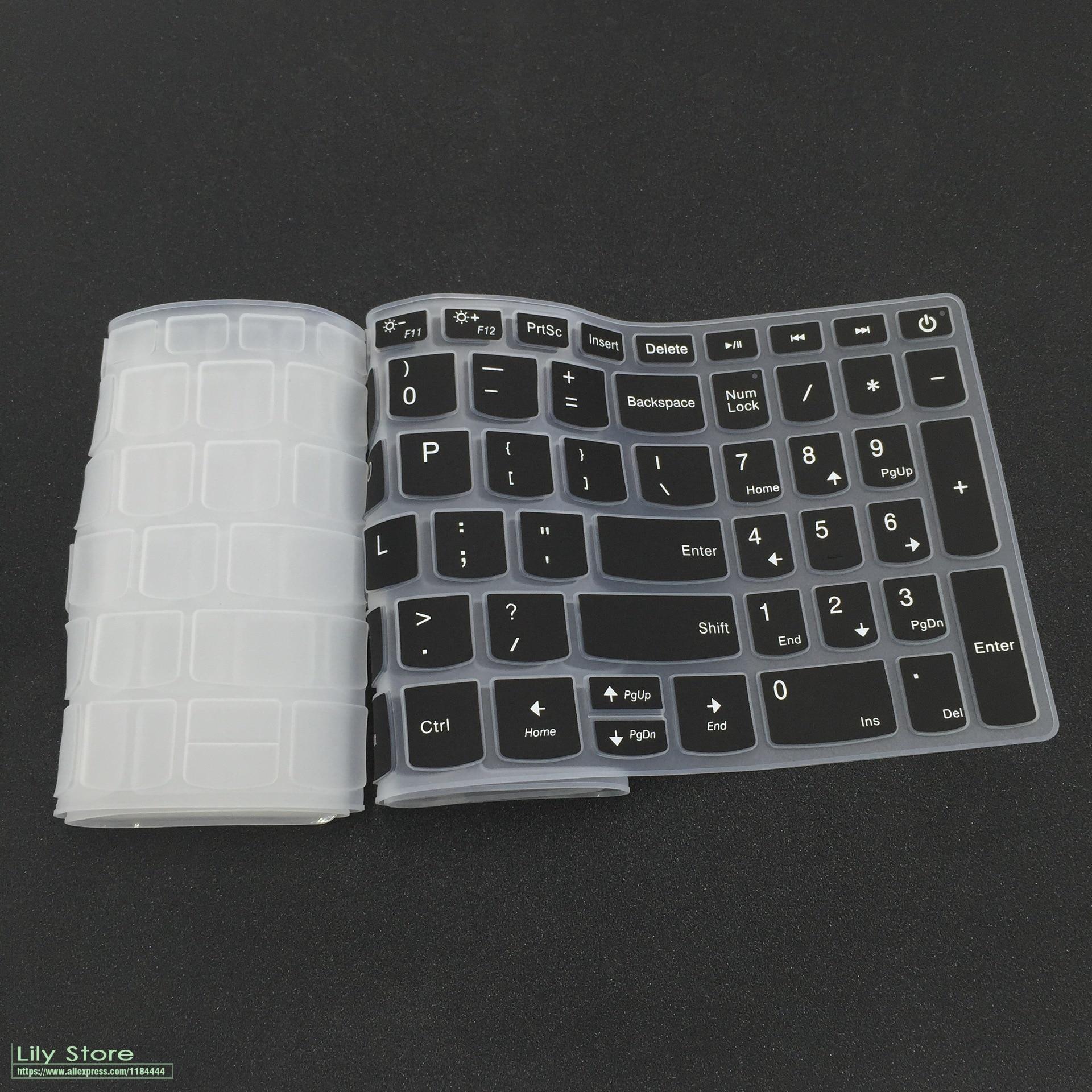 Keyboard Cover Skin for 11.6/'/' Lenovo Yoga 710 11/'/' Yoga 900S-12ISK Flex 4 11