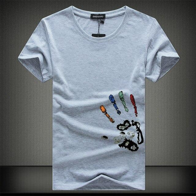 SWENEARO Mens T-shirt 6