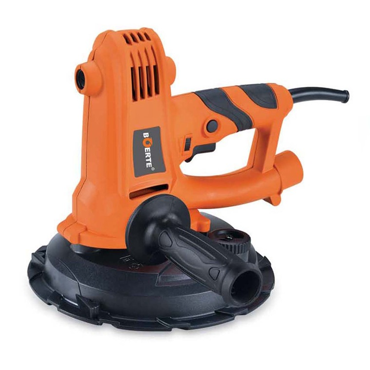 750W 360 Portable Angle Vacuum Clean Type Wall Putty Machine Polisher Machine Wall Sanding Machine Grinding Machine vibration type pneumatic sanding machine rectangle grinding machine sand vibration machine polishing machine 70x100mm