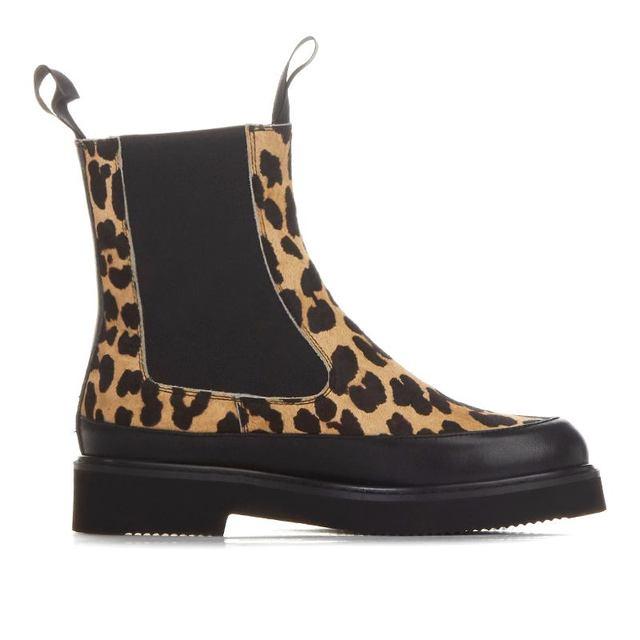 Luxury 2017 Winter Entourage Ankle Boot  Women Entourage Ankle