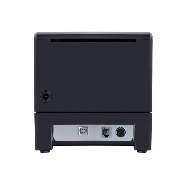 Imprimante thermique à double usage pour imprimante thermique QR pour bijoux, magasin de thé, magasin de vêtements