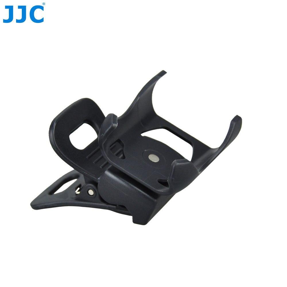 JJC TM series Timer Remote Shutter Controller Clip Holder for Tripod Stand Stick