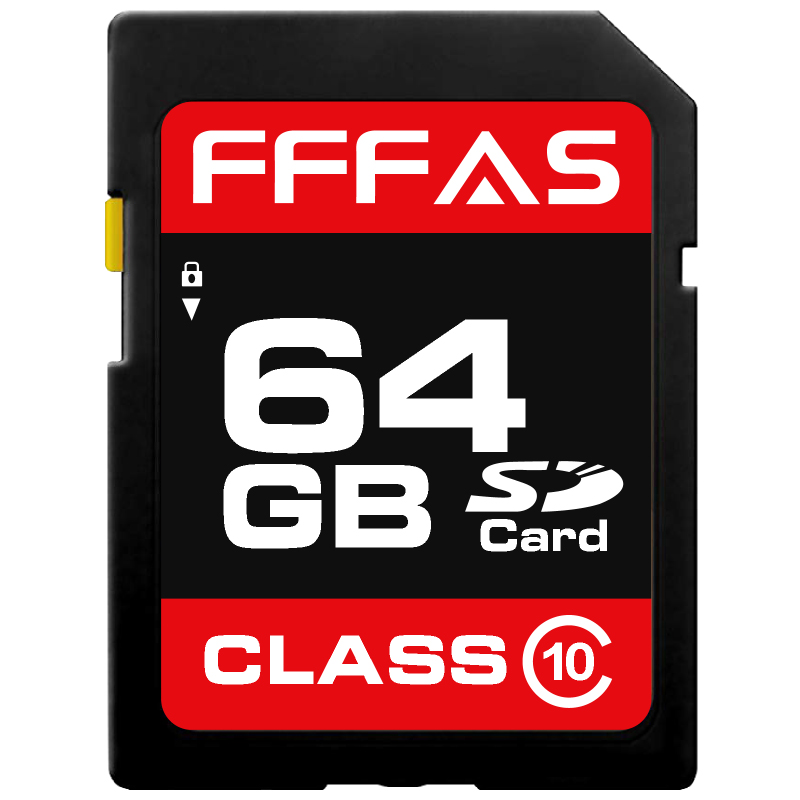 Real capacity SD Card 8GB 16GB 32GB Class 10 sd card flash memory 64GB 128GB pendrive usb flash for camera PC(China)