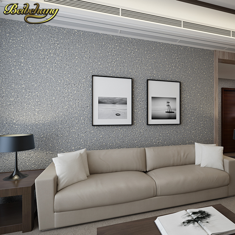 Beibehang Simple Solid Color Papel De Parede 3d Wallpaper For Living Room Bedroom For Walls 3 D Wall Papers Home Decor Flooring