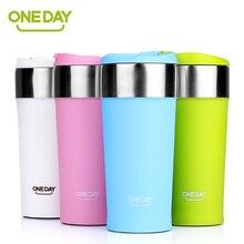 Trinken Becher Kaffeetasse Tasse Glas Wasserflasche Glas Tee Kaffeetasse Edelstahl Thermo Cups Bunte Thermotassen Thermo tassen