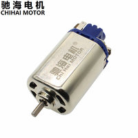 ChiHai Motor BLUE 460 speed upgrade kinetic energy Motor M4A1 DIY Mini Gun Model For Collection Metal Gift of metal gear