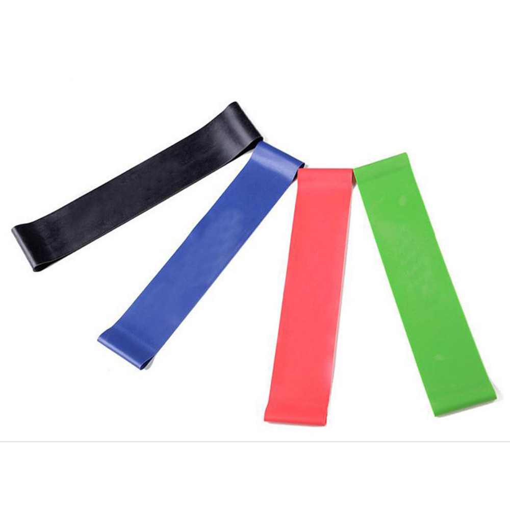 Hengjia Elastic Band Yoga Expansion Belt Rope Tension Resistance Band Exercise Workout Ruber Crossfit Strength Pilates Training