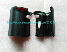 100% Genuine Front Grip Rubber Cover Replacement Repair Part For Nikon D7000; Right-hand shell original