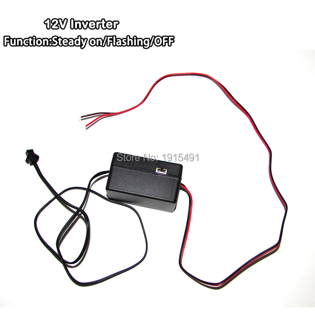 High quality 12V EL inverter Car Styling EL driver for loading ...