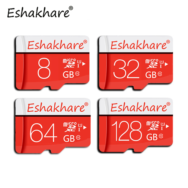 цена на New style Class 10 Micro SD Card 8GB 16GB 32GB 64GB 128GB Memory Card microsd Mini SD Card 64gb SDHC SDXC TF Card for Smartphone