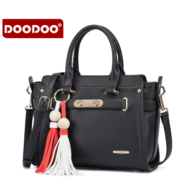 DOODOO 2016 Genuine Leather Handbags Luxury For Women Crossbody Women Messenger Bags Cowhide Luxury Brand ladies hand new T467 doodoo women bag genuine leather famous brand cowhide women messenger bags bolsa femininas luxury brand ladies hand bags t437