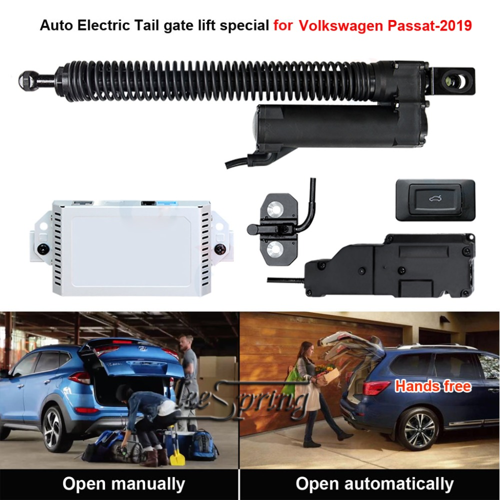 Smart Auto Electric Tail Gate Lift Special For Volkswagen VW Passat 2019