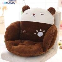 High quality cute cartoon pattern small sofa chair chair cushion all children square butt pad