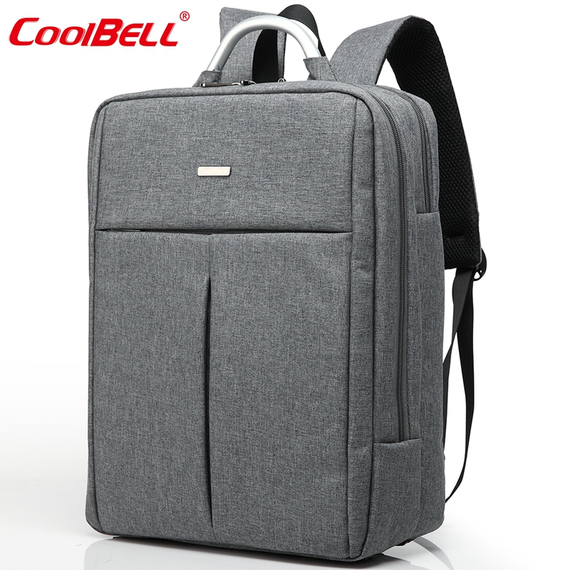 CoolBell Waterproof 14.4/ 15.6 inches Laptop Computer Business Bag Backpack Briefcase Nylon Daypack Notebook Bag Men Women