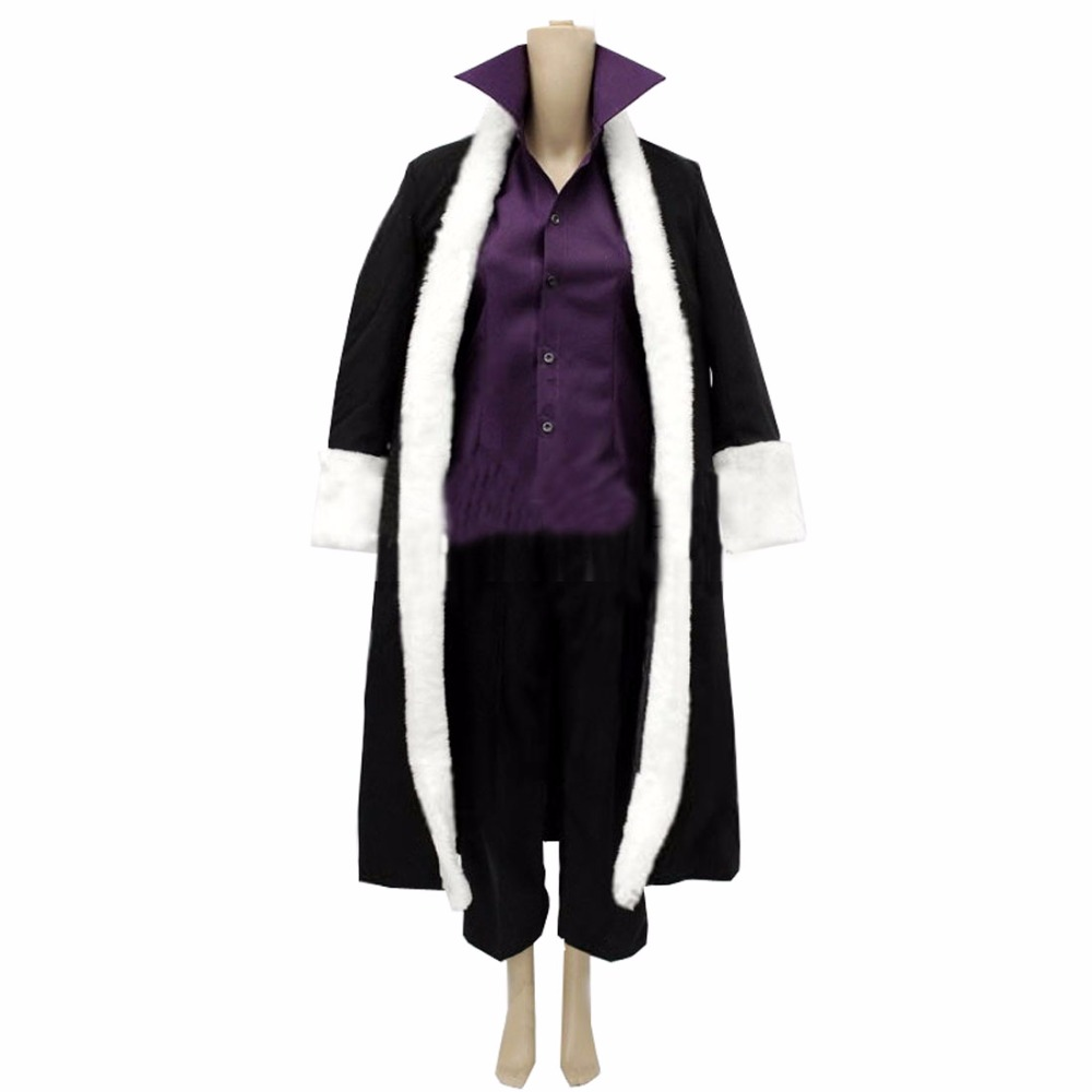 2018 New Style Fairy Tail Laxus Dreyar Cosplay Costume ...