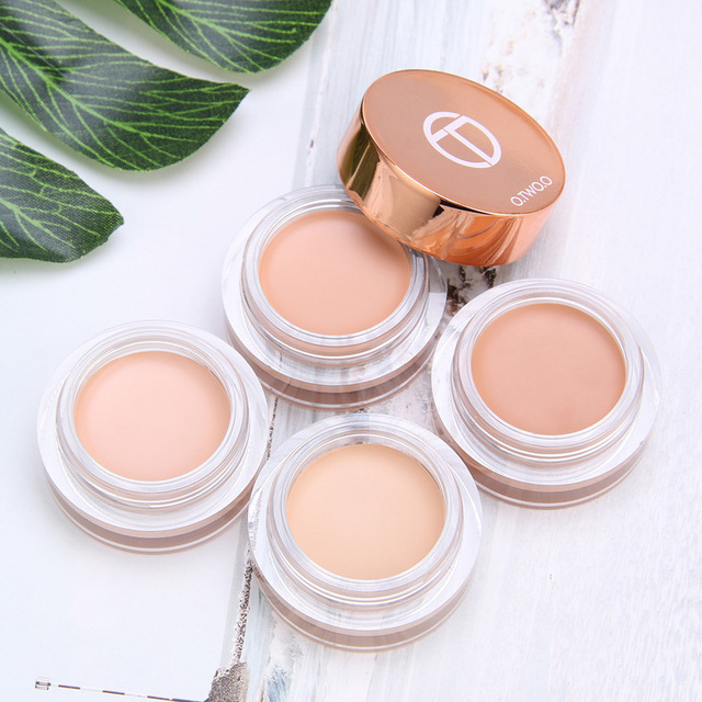 O.TWO.O 4 Colors Eyeshadow Primer Eyes Foundation Cream Long-lasting Waterproof Brightening Concealer Eyes Base Make Up Primer 5