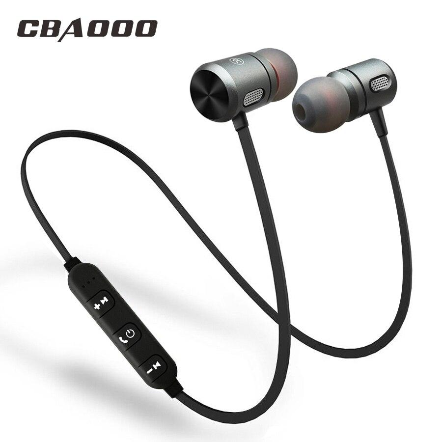 CBAOOO C10 Bluetooth Kopfhörer Sport Laufen Headsets Mit Mic In-Ear Drahtlose Kopfhörer Bass Bluetooth Headset Für iPhone Xiaomi
