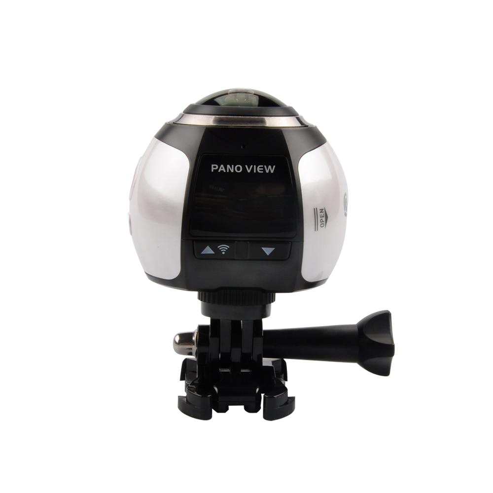 Ultimate Deal▐Amkov Video-Camera 360-Degree Sport Mini No Driving Stabilization Dual-Image V1