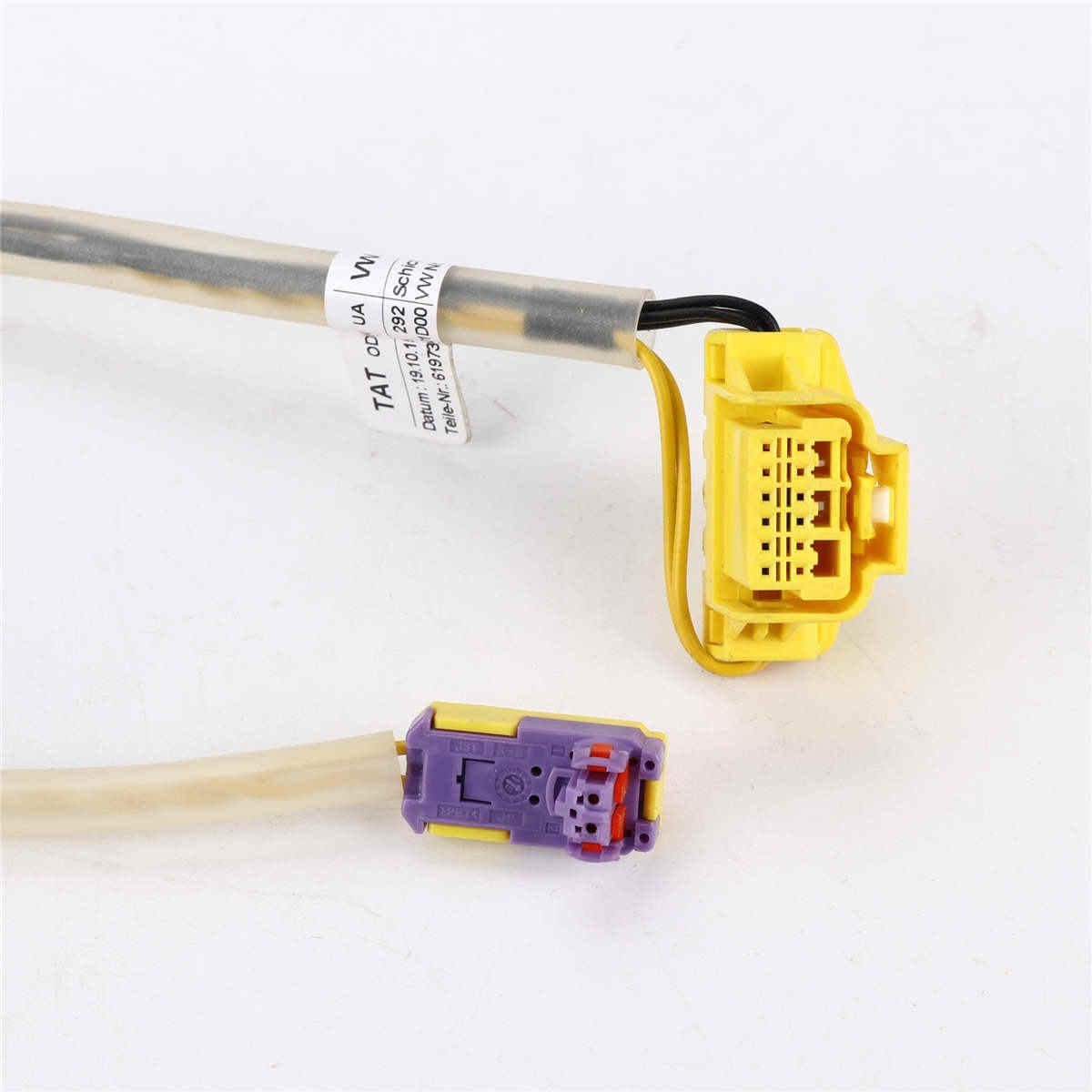 medium resolution of  1set steering wheel wire cable for vw golf mk6 passat b6 tiguan 5k0 971 584 c