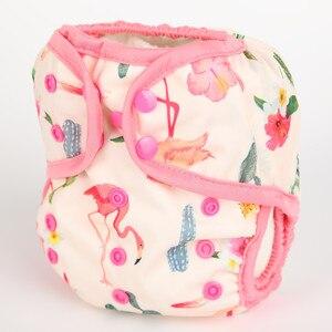 Image 2 - [Sigzagor] couches de couches en tissu, taille unique, réglable, imperméable à Double gousset, OS de 4kg à 13kg,40 modèles
