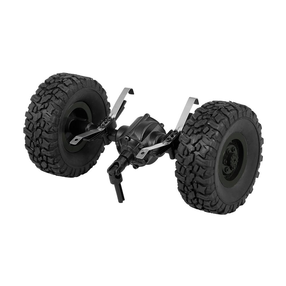 RCAWD Rolling Bearing//Oil Bearing 10x15x4MM for Rc Hobby Model Car 1//10 Tamiya CC01 Upgraded Hop-Up Parts Crawler FJ 8Pcs Titanium