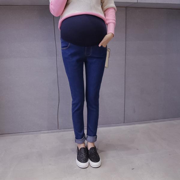 2016 Outono calças calças de maternidade maternidade jeans calças lápis Calças leggings Maternidade calças Grávidas