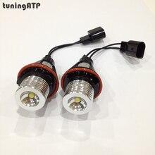 6 Watt Angel Eyes LED Marker für BMW E39 E53 E60 E61 E63 E64 E65 E66 E87 * Optional zu Weiß/Blau/Rot Licht *