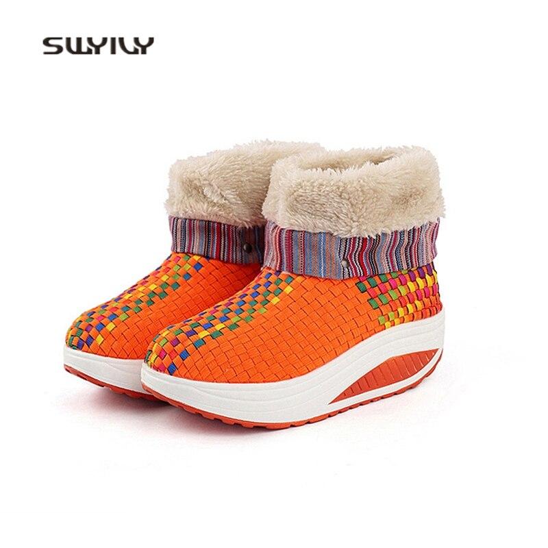 Swyivy Frauen Abnehmen Schuhe Ofenrohr Körper Sculpting Halb-füße Schuhe 2018 Verlieren Wight Massage Weibliche Toning Schuhe Negativen Ferse Toning-schuh Sport & Unterhaltung